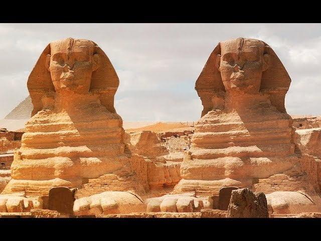 Han descubierto una Segunda Esfinge en Egipto