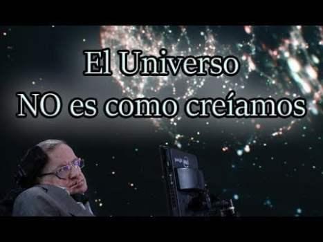 Revelan la Teoría Última de Stephen Hawking Sobre el Multiverso