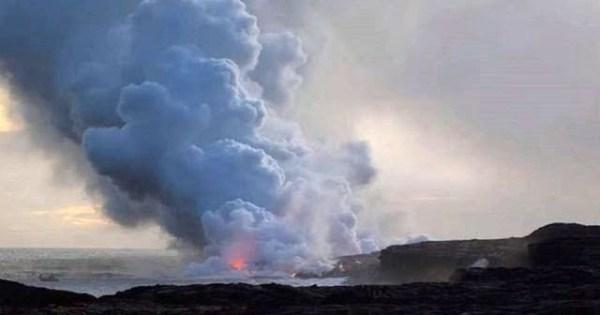 ¿Erupciones de Hawaii y terremotos relacionados con el aumento de rayos cósmicos?