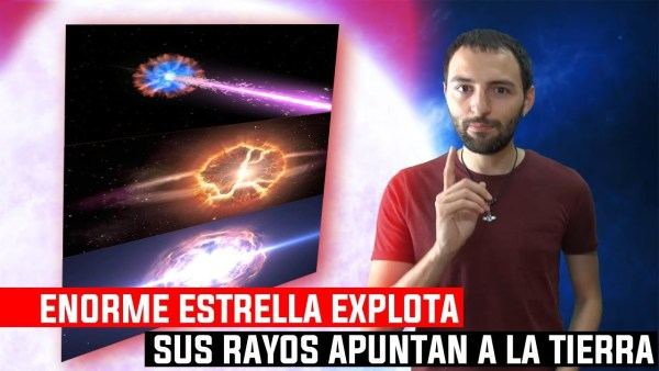 Una ENORME ESTRELLA está disparando Rayos Cósmicos HACIA LA TIERRA