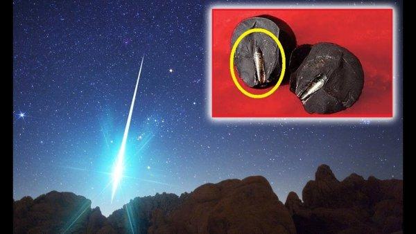5 Objetos Muy Raros de Posible Origen Extraterrestre