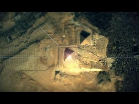 Nuevos Secretos Descubiertos en la Pirámide de Guiza Dejan de Piedra a Científicos