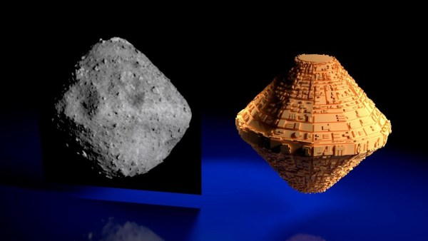 El Asteroide Ryugu es una Nave Espacial Alien