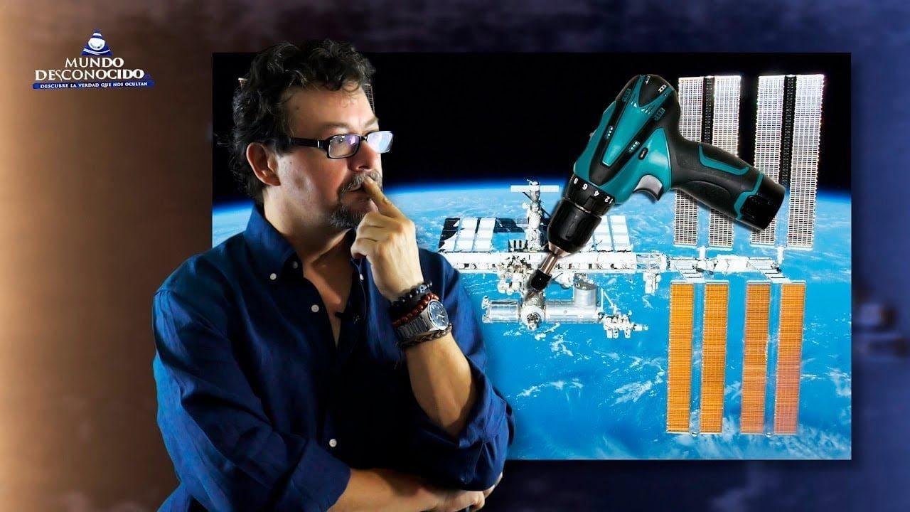 ¿Han Saboteado la Estación Espacial Internacional?