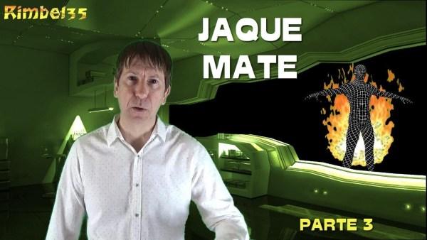 JAQUE MATE A LOS ALIENS OSCUROS: EL ARMA DE LUZ – PARTE 3