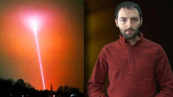 El misterioso caso de Joao Prestes , el Brasileño que fue quemado por un OVNI