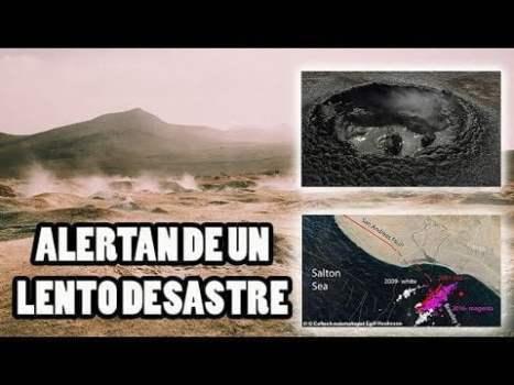 ¿Qué está pasando en la falla de San Andrés?