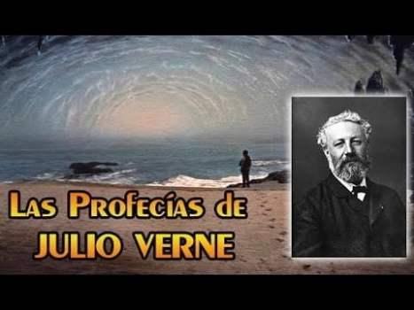 Las Increíbles Profecías de Julio Verne que se Hicieron Realidad