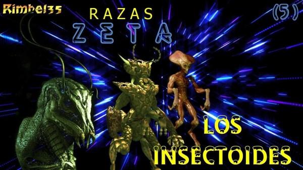 R A Z A S  Z E T A : LOS INSECTOIDES – Cap. 5