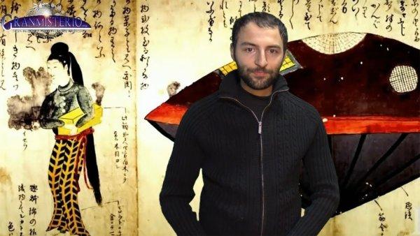 La leyenda Japonesa del Utsuro Bune, el OVNI que cayó al mar en 1803