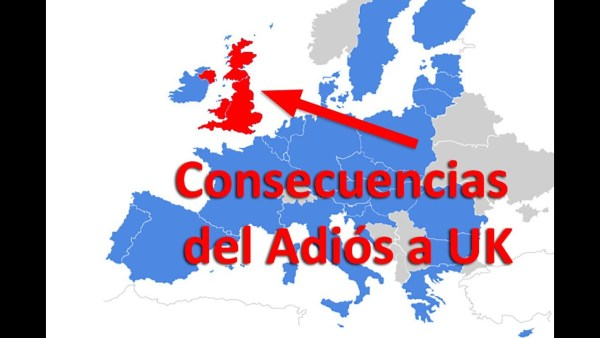 Consecuencias de la salida de UK de la Unión Européa