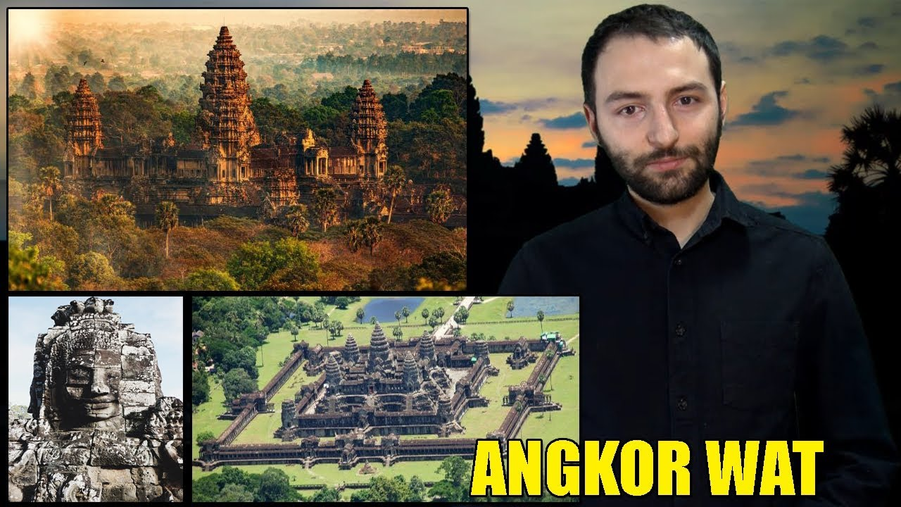 Angkor Wat la ciudad Perdida que esconde LOS SECRETOS DE LAS ESTRELLAS