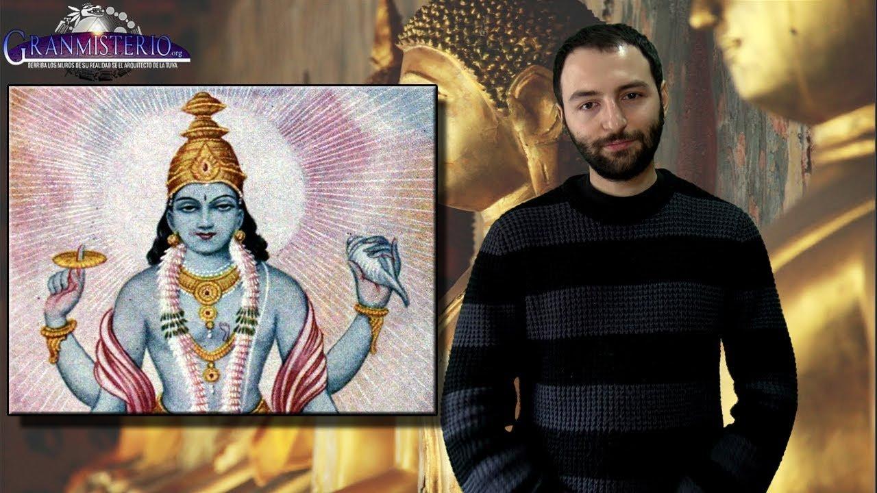 Mitología Hinduista – Vishnu, el origen del universo y el Kali Yuga