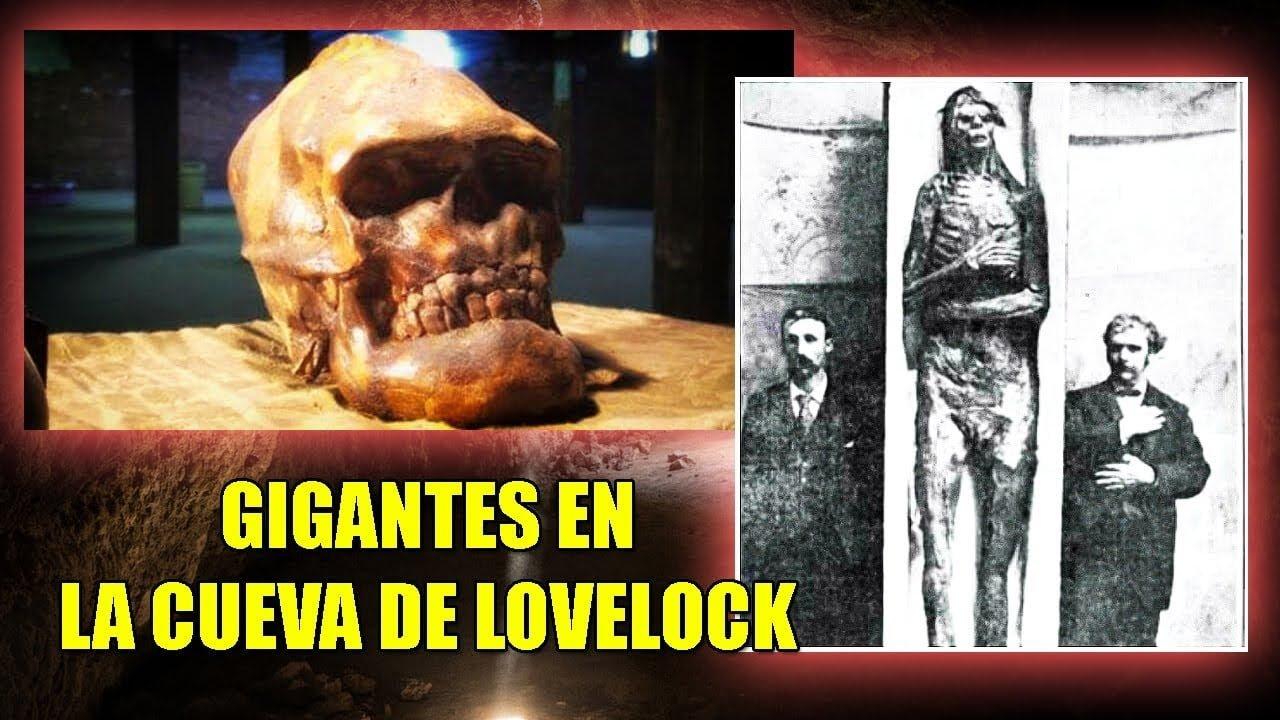 SILENCIADO el Mayor Descubrimiento de la HISTORIA – Los GIGANTES de Lovelock