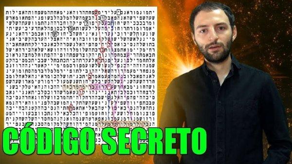 Descubren un Código Secreto en la Bíblia que muestra una ENTIDAD que controla el TIEMPO