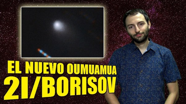 Detectan un segundo objeto interestelar como Oumuamua llamado 2I Borisov