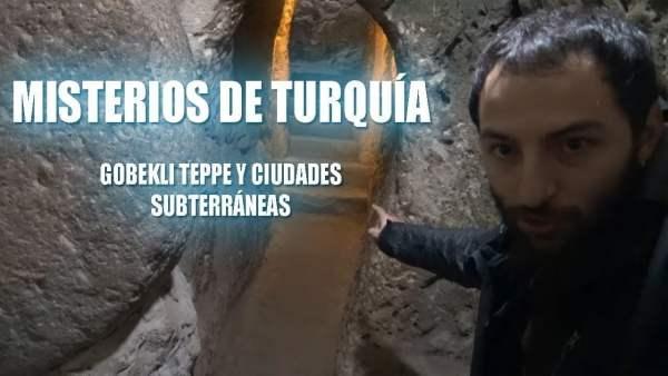 El gran secreto de Gobekli Teppe y las ciudades Subterráneas  – Documental Completo