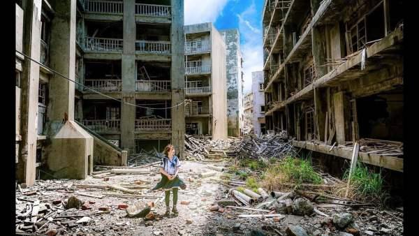 Hashima, la misteriosa ISLA FANTASMA de Japón