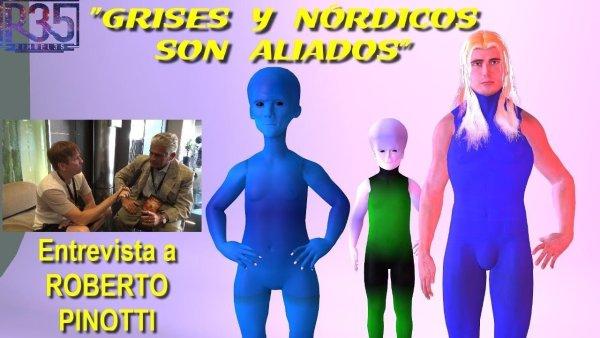 """""""LOS GRISES ESTÁN ALIADOS CON LOS NÓRDICOS"""" – Entrevista a ROBERTO PINOTTI"""