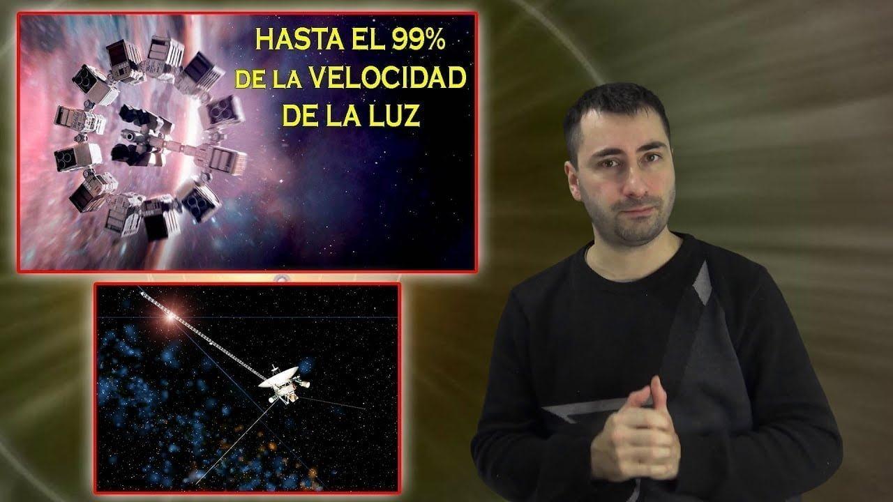 Presentan un Increíble Motor Espacial y las Sondas Voyager Detectan Algo Extraño