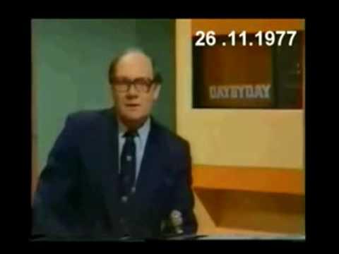 Los 2 Mensajes Más Raros que Aparecieron en Televisión y que NADIE Puede Explicar