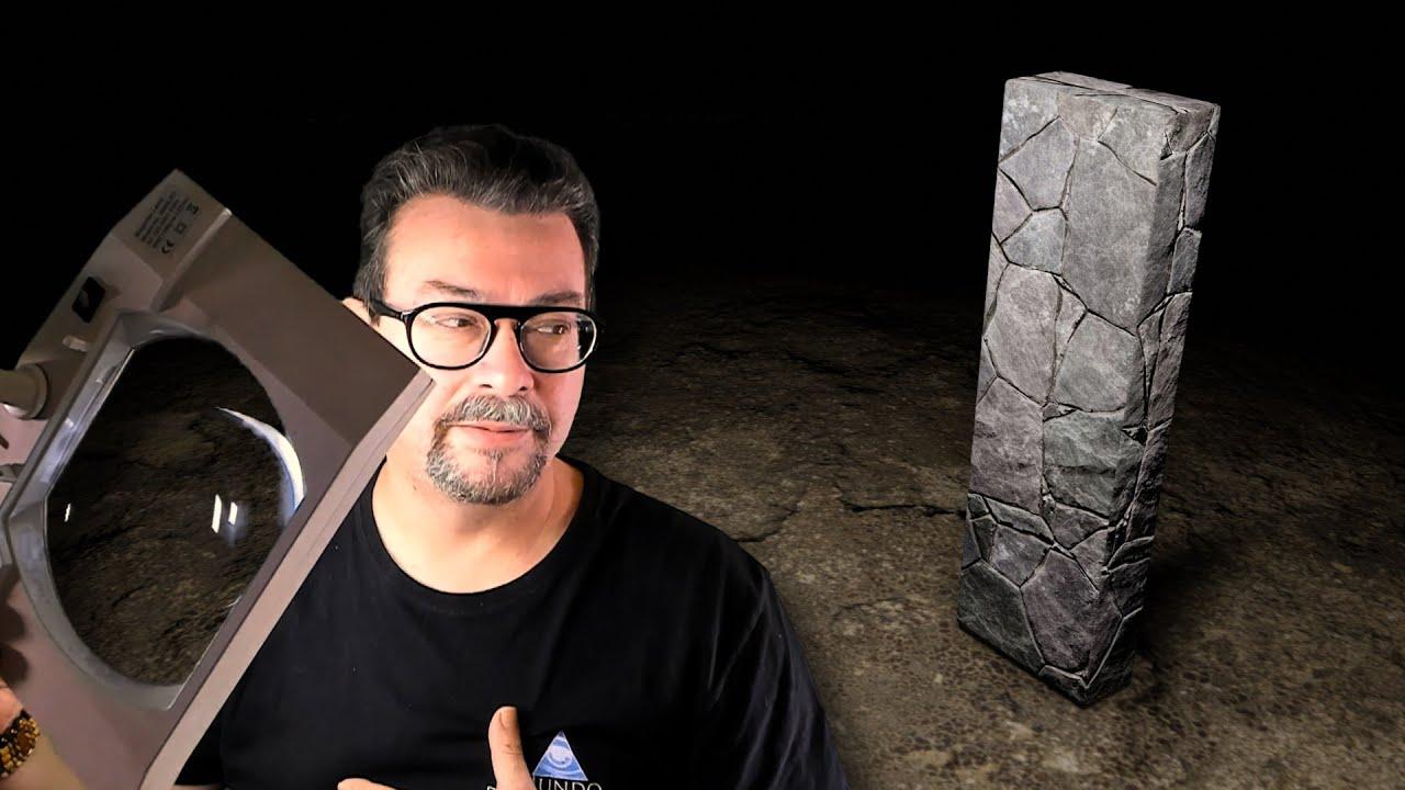Encontrado Monolito Gigante en Marte