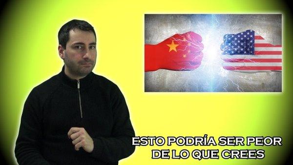 Algo Muy Preocupante Ocurre con China, EEUU y la Crisis Actual