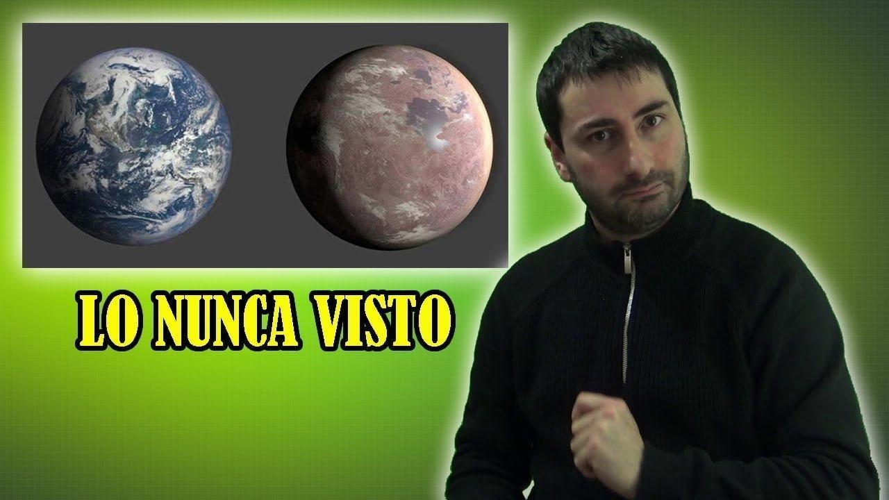 INCREÍBLE: Descubren el Planeta Más Parecido a la Tierra con Posible VIDA que Existe
