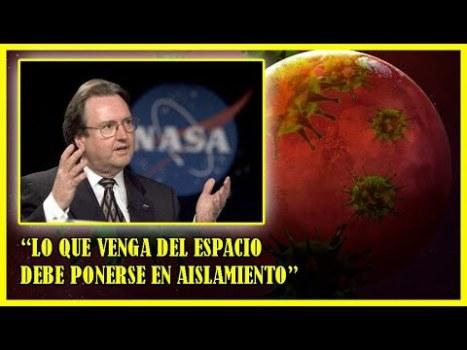 Un Ex Director de la NASA Advierte Sobre Microbios Extraterrestres que Podrían Llegar a la Tierra