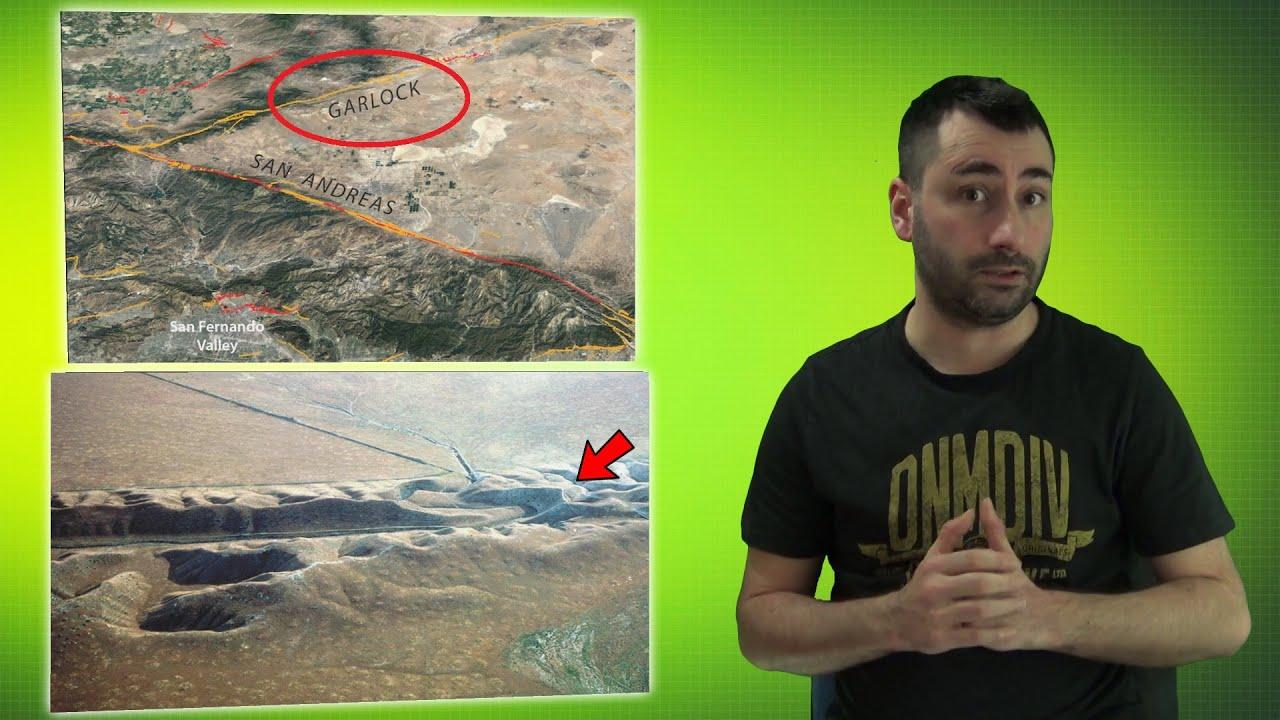 Avisan de Algo Preocupante en la Falla de San Andrés ¿Qué ocurre?