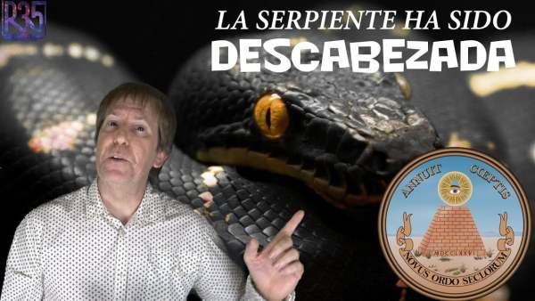 """""""La SERPIENTE Ha Sido DESCABEZADA"""", ¿Está la Élite TOCADA Y HUNDIDA?"""