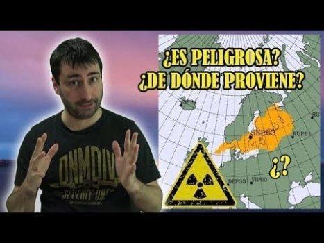 Radiación Inexplicable Sobre Europa ¿Qué está pasando?