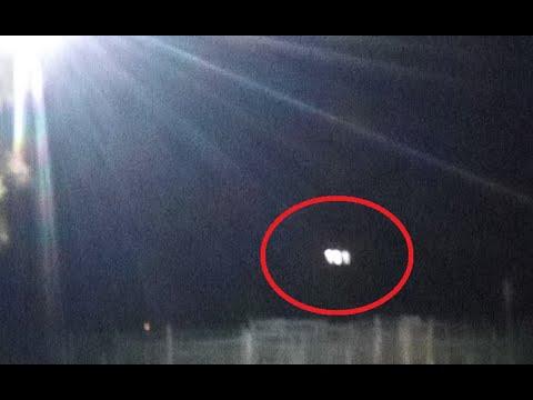 ¿Triángulo-OVNI aterrizó en Anchorage, Alaska?
