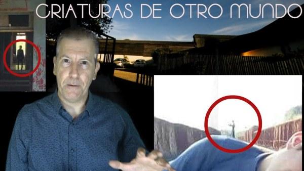 CRIATURAS DE OTRO MUNDO Frente a la CÁMARA