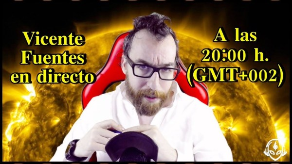 Vicente Fuentes en Directo 9 de agosto Para Todos Vosotros