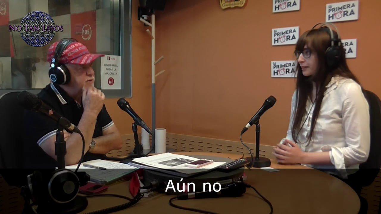 Mi Entrevista En La Radio RAC1 Con SEBASTIÀ D'ARBÓ