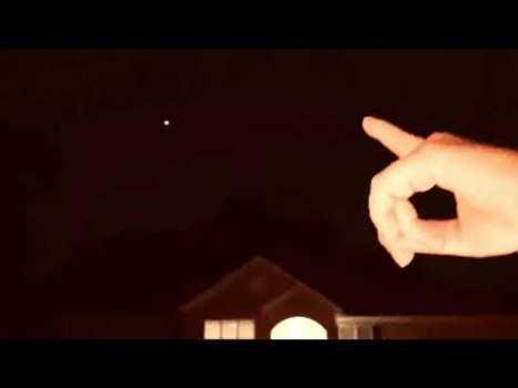 Ovnis filmados sobre Rock Hill, Carolina del Sur 28-Sep-2020