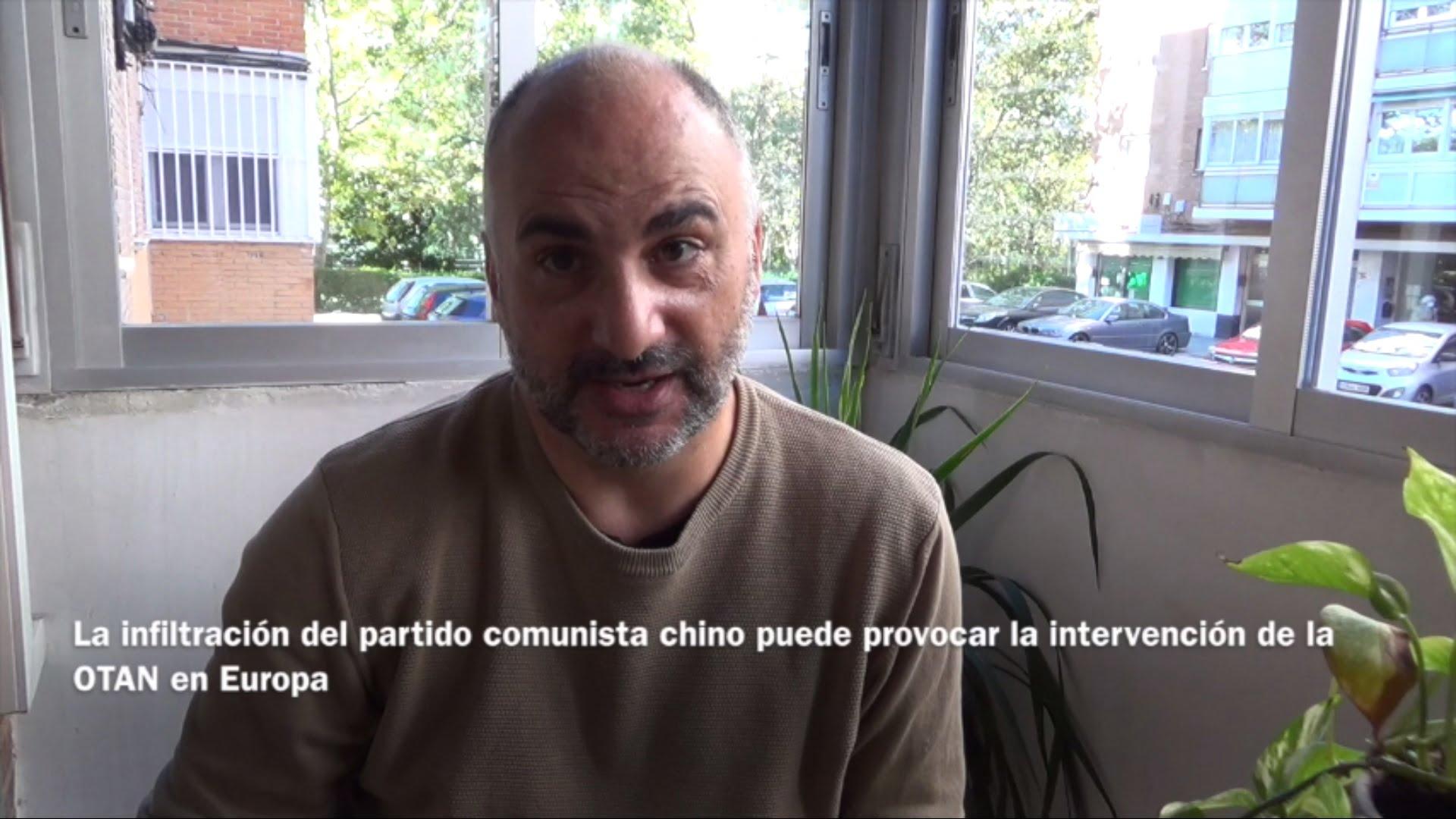 La infiltración del partido comunista chino puede provocar la intervención de la OTAN en Europa