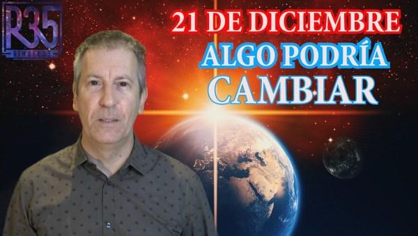 21 DE DICIEMBRE: FECHA CLAVE DE LIBERACIÓN PLANETARIA
