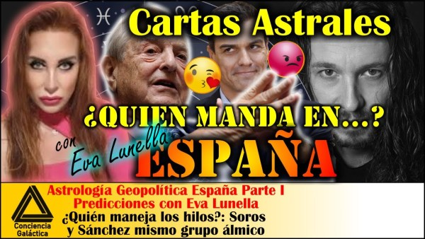 """Carta Astral de George Soros, Pedro Sánchez y Pablo Iglesias: Soros y Sánchez son """"almas gemelas""""…"""