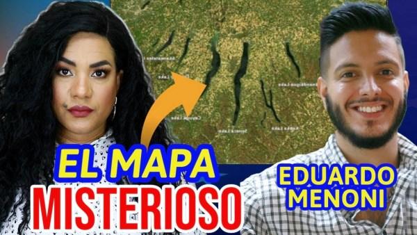 QUE SIGNIFICA REALMENTE EL MAPA DE SU ESPALDA??