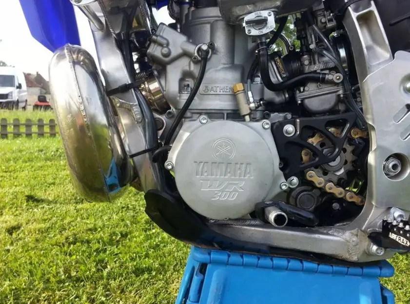 Que es un motor de 2 tiempos