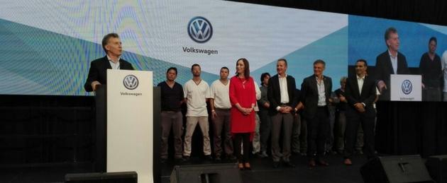 Volkswagen Inversion Macri