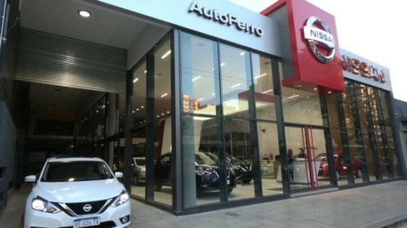 Nissan Nueva imagen y agente