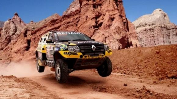 Renault Duster Dakar Presentacion