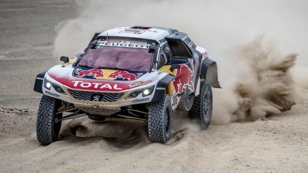 Peugeot Dakar 2018 2 Etapa