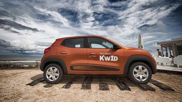 Renault Kwid Verano