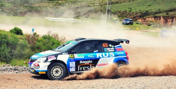 Toyota Rally