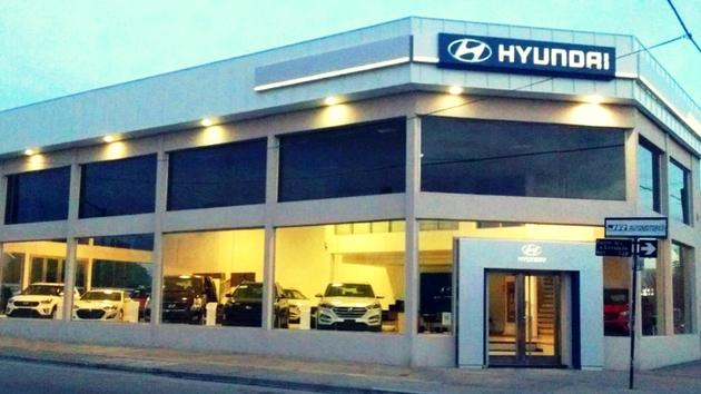 Hyundai JR Chubut