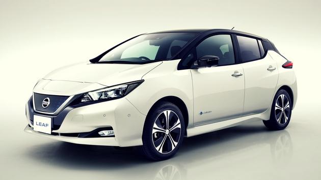 Nissan Leaf 5 estrellas